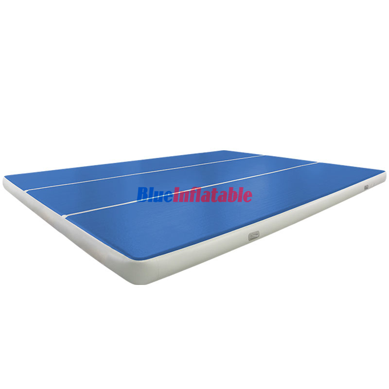 blueinflatable air track for sale